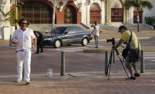 Borba en Calle de la Media Luna