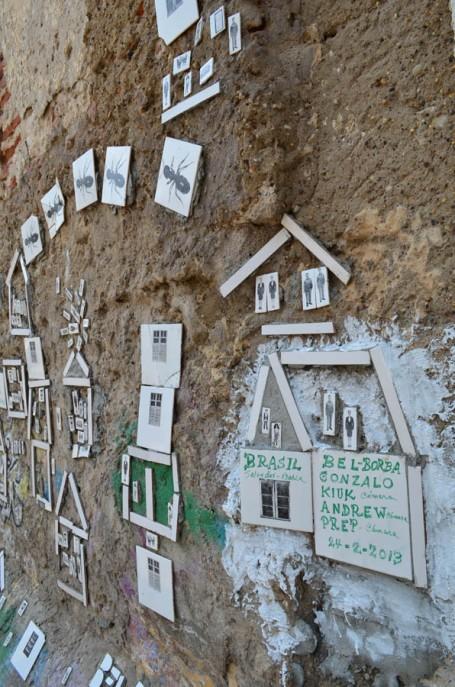 Obra de Borba en Getsemaní