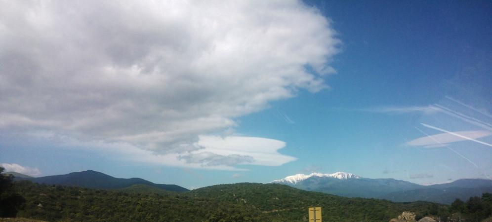 Pirineos camino a Francia