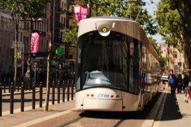 Tram de Marsella