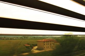 A las afueras de Vicenza